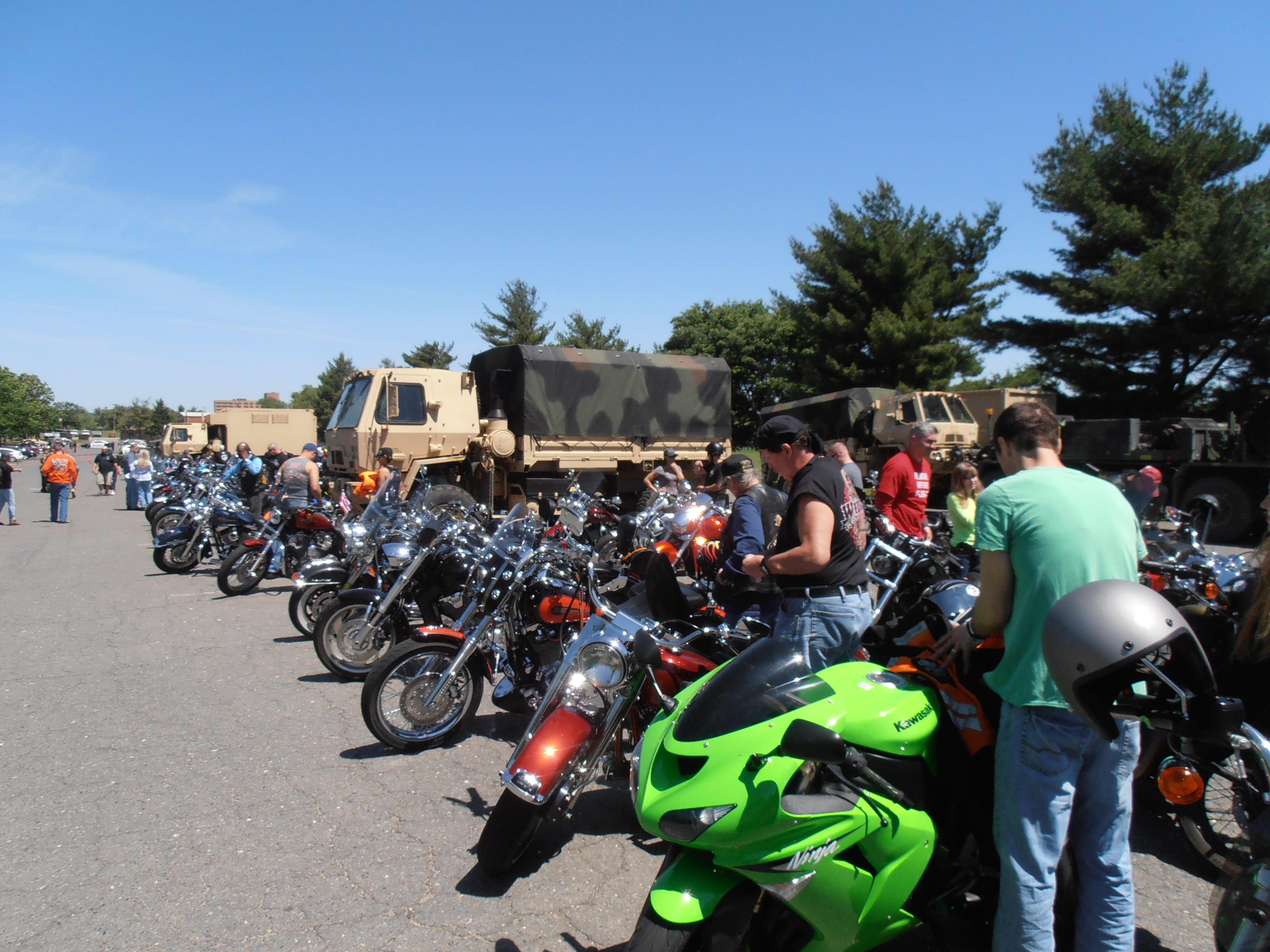 Photos – Armed Forces Freedom RIde