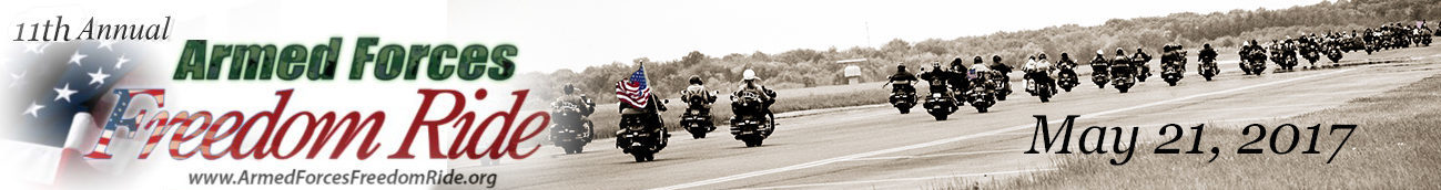 Armed Forces Freedom RIde